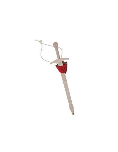 DISBACANAL Scheiden Schwert für Muskeltier Kostüme