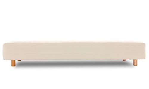 レギュラータイプ   シングル  国産脚付きマットレスポケットコイル