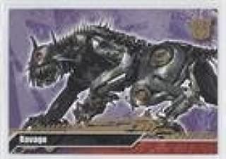 Ravage (Trading Card) 2014 Topps Transformers UK - [Base] #147