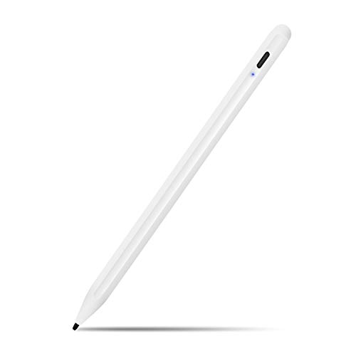 Stylus Pen 2nd Gen, Digital Pen for Apple iPad 2018(6th Gen), iPad Air (3rd), iPad Mini (5th),iPad Pro (11