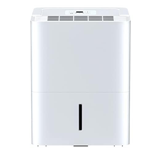 CLING Deshumidificador para el hogar sótanos dormitorio garaje super silencioso pequeño deshumidificadores tanque de agua grande inteligente ropa secadora
