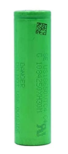 Baterías de Litio Planas de Litio 18650 VTC4 3 6 V 2100mAH batería de Litio-4 Piezas