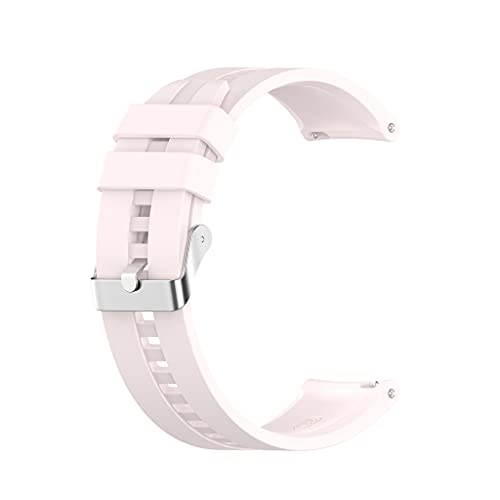 Wenyounge Correas de Banda Deportiva de Silicona de Moda Suave para Huami-Amazfit GTR 2 2E SIM Reloj de reemplazo de Pulsera Inteligente de 22 mm.