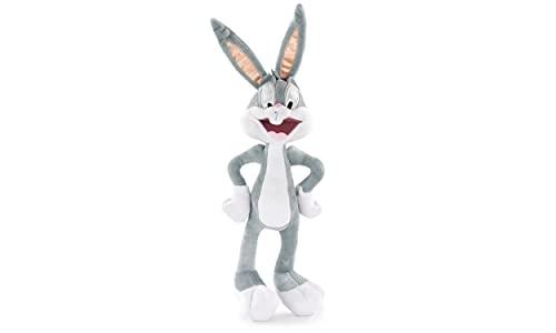 Play by Play Peluches Looney Tunes Clásicos -Medidas Entre 24/50cm Según Modelo - Calidad Super Soft (40cm, Bugs Bunny)