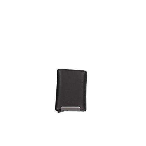 Secrid Carteira Slim Crisple Preto Único - SC BLACK-UNICO