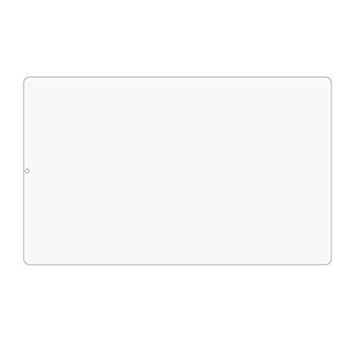 NANSHAN HDSCREENPROTECTOR+ / for Lenovo Yoga Tab 5 10.1 Pulgadas 9H HD Película de Vidrio Templado a Prueba de explosiones, Película Protectora de Vidrio de Pantalla Clara