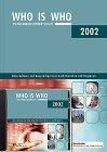 Who is Who in der Immobilienwirtschaft 2002, CD-ROM u. Buch Unternehmen und Ansprechpartner nach Branchen und Regionen. CD-ROM für Windows 95/98/2000/Me/NT/XP