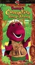 Barney's Campfire Sing-Along VHS