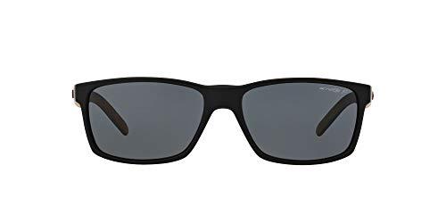 ARNETTE Slickster Gafas de sol, Fuzzy Black, 59 para Hombre
