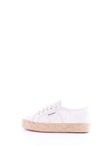 Superga S00C7L0-2730-ITALYLINENMELANGEROPEW Sneakers Damen 101-beige-creme 38