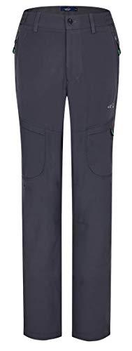 svacuam Men's Hiking Pants Adventure Quick Dry Lightweight Fishing Travel Mountain Trousers(Dark Grey,S)