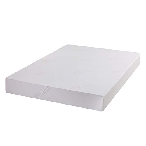 Limitless Home Premium Super King Size 100mm Reflex Foam 100mm Memory Foam Temperature Sensitive Mattress