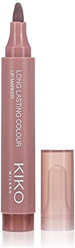 KIKO Milano Long Lasting Colour Lip Marker 109 | Pennarello Labbra No-Transfer, Effetto Tattoo Naturale a Lunga Durata (fino a 10 Ore)