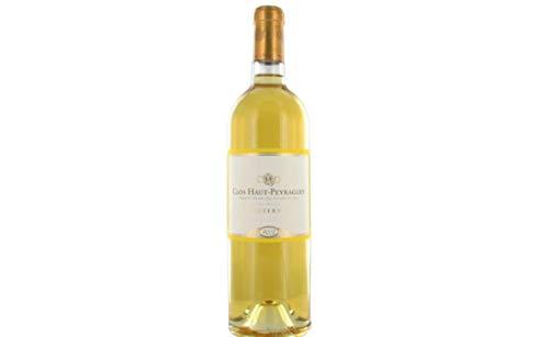 X12 Clos Haut-Peyraguey 2012 75 cl AOC Sauternes 1er Cru Classé Vino Blanco Dulce