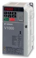 VZAB0P4BAA-Frequenzumrichter, Stromvektor, Baureihe V1000, einphasig, 550W, 200V AC bis 240V AC