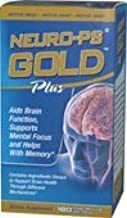 Vitamin World Neuro-PS Gold Plus, 180 Softgels by Vitamin World
