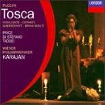 Puccini: Tosca Highlights Karajan, Price