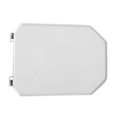 Ferramenta Beltrami Sedile WC per Globo Vaso Royal Forma 10 Bianco - Cerniere A Passanti