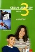 Green Line NEW Bayern: Workbook Band 3: 7. Schuljahr (Green Line NEW. Ausgabe für Bayern)