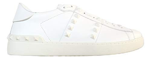 Valentino Garavani Sneakers Scarpe Uomo ROCKRUNNER SY2S0931YEK 0BO Bianco (43 EU)
