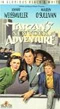 Tarzan's New York Adventure VHS