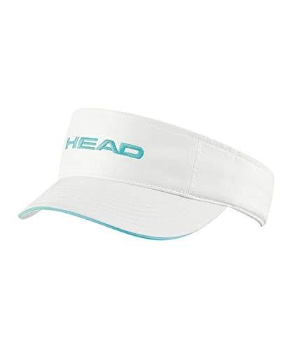 HEAD - Tennis-Sonnenblenden für Damen in Blanco (WH), Größe Einheitsgröße