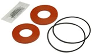 Febco 905042S Check Rubber Repair Kit W/ Upgraded Red Silicone Seal Rings for 3/4