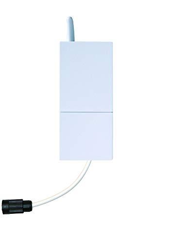 ETHERMA Funk-Empfänger LAVA®-F mit Stecker für die LAVA®-Infrarotheizung zur Steuerung mittels Funk (in Verbindung mit einem separat erhältlichen Thermostat ET-14A) am Gerät, Anbringung mittels Stecksystem an allen ETHERMA LAVA® 2.0 Infrarotheizungen, Maße 140 x 54 x 25 mm