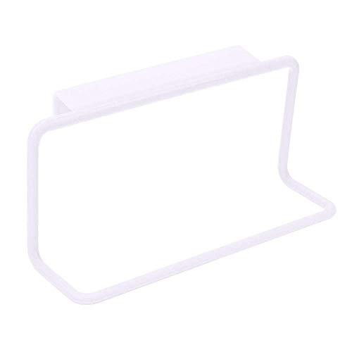 AYCPG Toallero de pared de acero inoxidable con soporte para toalla de ducha, adhesivo para baño, estante de baño, soporte para papel higiénico lucar (color: C)