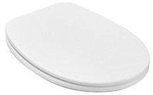 Preisvergleich Produktbild Villeroy & Boch 88236101 WC-Sitz Omnia Classic Alpin Weiß