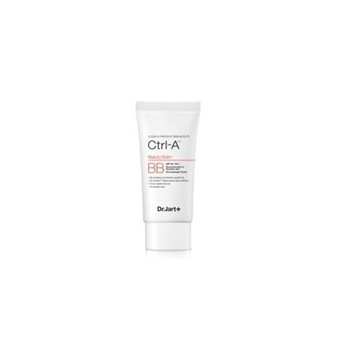 幻想的損なう全国KOREAN COSMETICS, Dr.jart + _Ctrl-A Beauty Balm 40ml (Mild BB cream for sensitive skin, UV protection SPF30/PA...