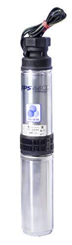 Bomba Sumergible Solar Pozo  marca FRANKLIN ELECTRIC
