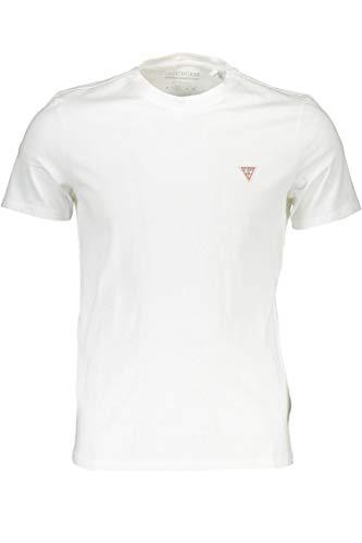 Guess - Camiseta CN SS Core tee White - M1RI36I3Z11TWHT - White, Large