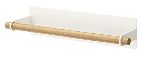 TOSCA magnetische keukenrolhouder, wit
