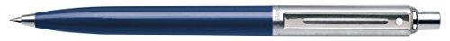 Sheaffer Sentinel Nickel Plate Trim Pencil - Blue