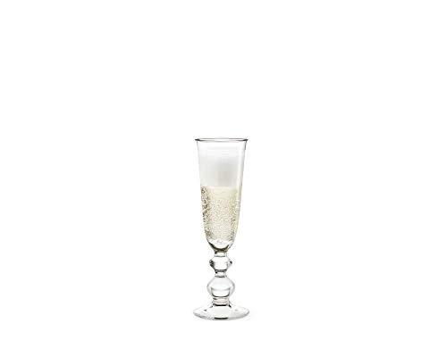 Holmegaard 4304935 Charlotte Sektglas, Glas
