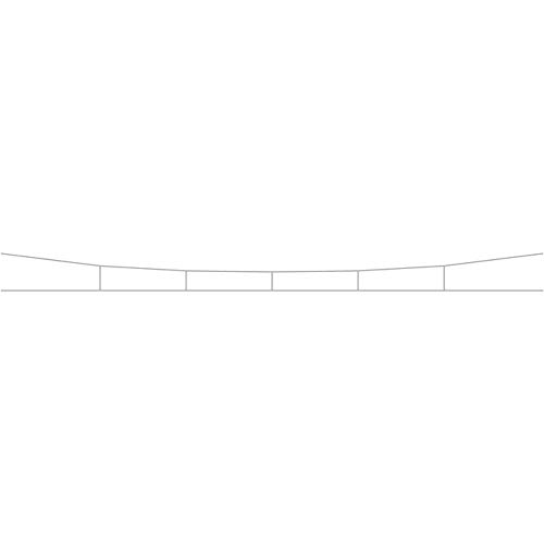 Viessmann 4159 – H0 Fil de Conduite Universel 400–500 mm, Lot de 3