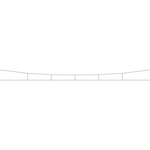 Viessmann 4158 – H0 Fil de Conduite Universel 360–400 mm Lot de 3