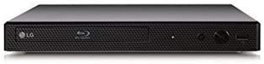 $139 » LG BP Region Free Blu-ray Player, Multi Region 110-240 Volts, Dynastar 6 Foot HDMI Bundle (Renewed)