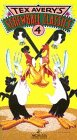Tex Avery's Screwball Classics 4 [VHS]