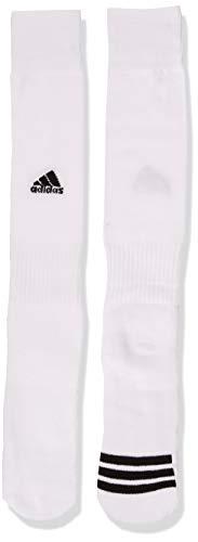 adidas Rivalry Feld OTC Socken (Set von 2), Unisex – Erwachsene, 102938, Weiß/Schwarz, Small