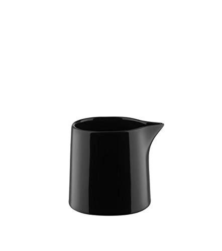 Alessi Tonale DC03/94 B - Klein Krug aus Steinzeug, Schwarz