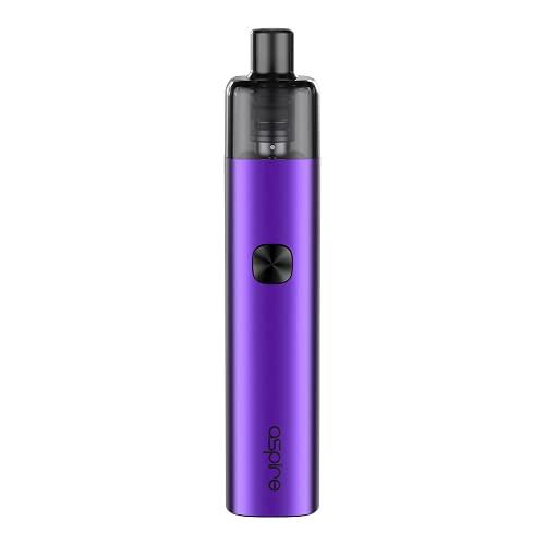 Aspire AVP Cube Sigaretta Elettronica Kit Completo Tascabile da soli 64g Pod Mod 16W con Batteria Integrata 1300mAh e Cartuccia 3,5ml per Svapo di Guancia (Amethyst Purple)