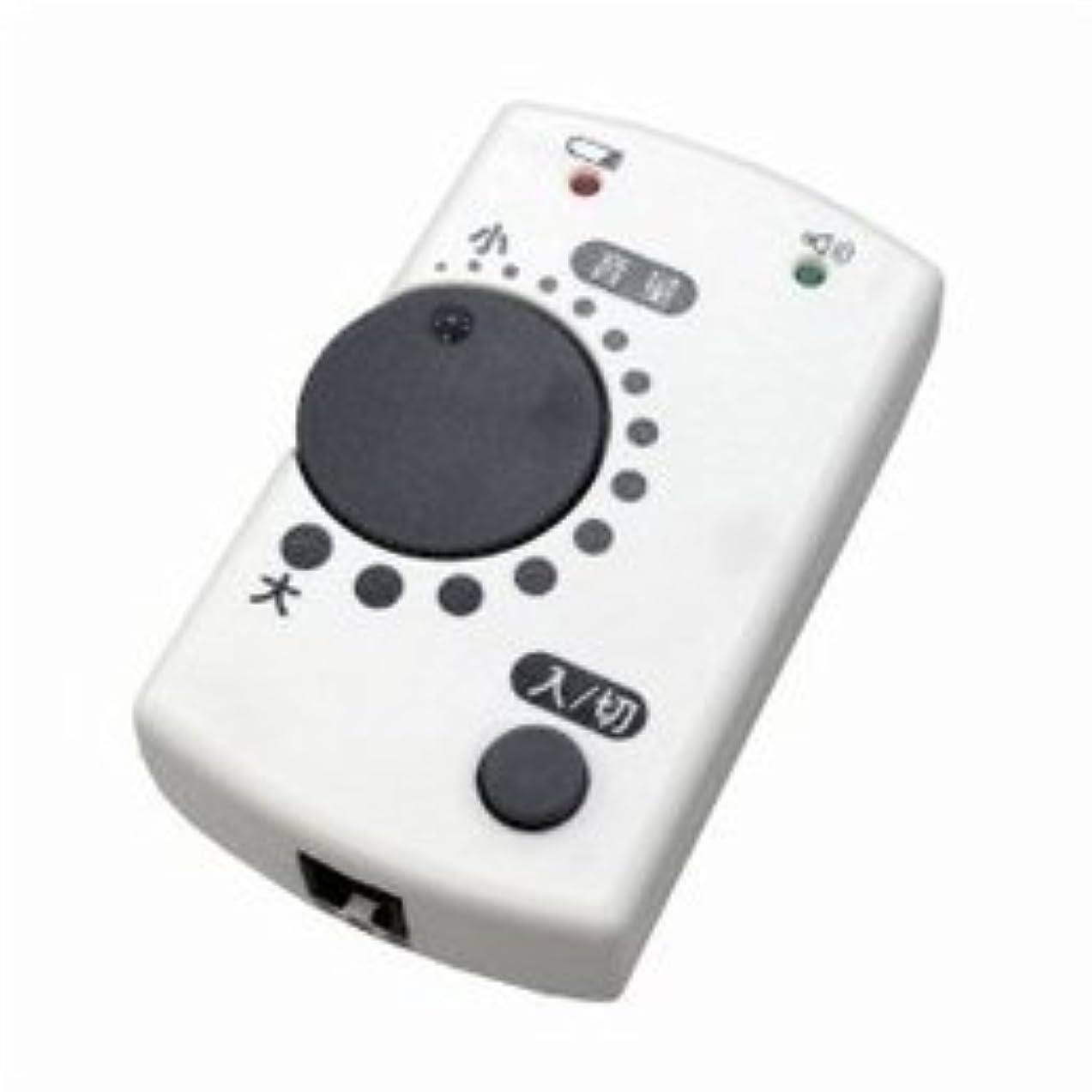 参照する結び目アクセシブル【まとめ 10セット】 MCO(ミヨシ)電話音量増幅アダプター MNA-AMP/N