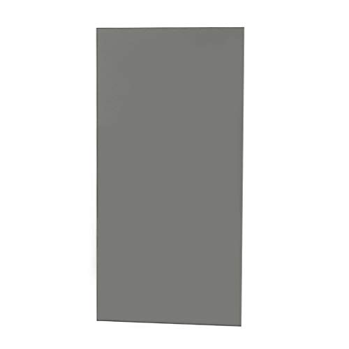 ZOOMY 10 × 20 cm Tablero plexiglás Color Hoja acrílico