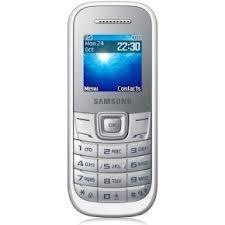 TELEFONO CELLULARE SAMSUNG GT - E1200 KEYSTONE 2 BIANCO