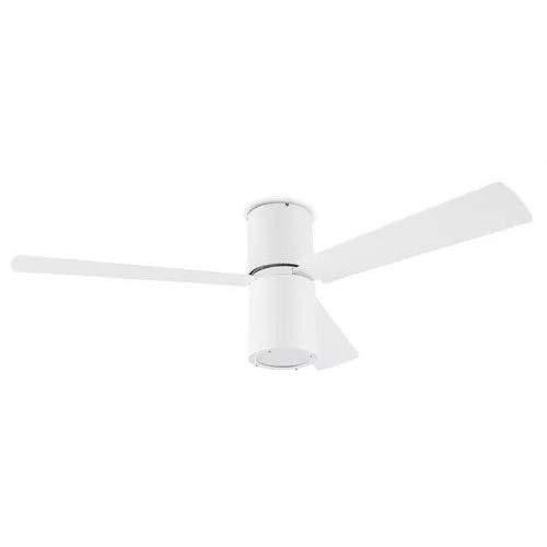 LEDs C4 - Ventilateur Lumineux De Plafond Design Formentera - Blanc