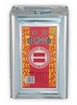 大豆白絞油(業務用)16.5kg 1缶カラ