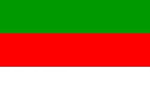 U24 Fahne Flagge Helgoland Bootsflagge Premiumqualität 60 x 90 cm