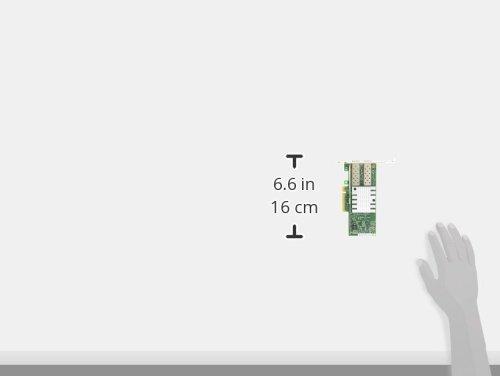 Intel ® E10G42BTDA 10 Gigabit AF da Dual Port Server Adapter Scheda di Rete